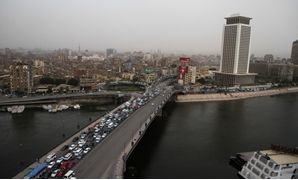 An overview for Nile River in Cairo, Egypt/ CC Hassan Mohamed