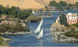 The Nile River in Aswan - CC via Flickr /Sam Valadi
