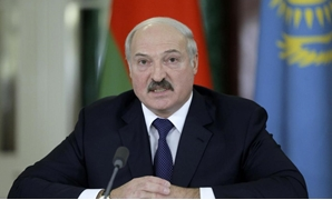 Belarus President Alexander Lukashenko speaks during a news conference after a meeting of the Eurasian Economic Union at the Kremlin in Moscow, December 23 - Reuters