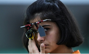 India's Manu Bhaker has shot to fame this year.