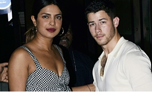 Bollywood actress Priyanka Chopra and US singer Nick Jonas.