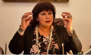 FILE-Minister of Culture Inas Abdel Dayem