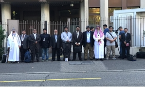 Al-Ghufran Tribe delegation submits petition on Qatari human rights violation to UN - Egypt Today
