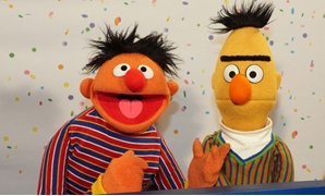 "A longtime writer from the beloved children's show appeared to confirm puppets Bert and Ernie were in fact a ""loving couple,"" only for the creators of 'Sesame Street' to deny the pair are together or have a sexual orientation-DPA/AFP/File / Georg Wendt"