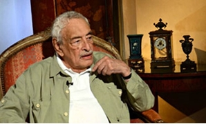 FILE-Prominent Egyptian actor Gamil Rateb