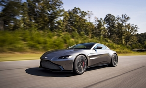 2019 Aston Martin Vantage lands in Cairo before any other market outside Europe