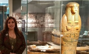 Egypt ambassador to Norway inaugurates ancient Egyptian artefacts exhibition in Oslo - Egypt Today.