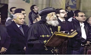 Pope Tawadros II in the U.S. - CC