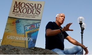 Hollywood has found inspiration for a film coming out next year in the Mossad operation of the early 1980s, in which agents set up a fake diving resort in Sudan to rescue Ethiopian Jews. Gad Shimron (pictured) was one of the agents based at the resort cal