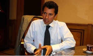 FILE: Egypt's Minister of Sports Ashraf Sobhi