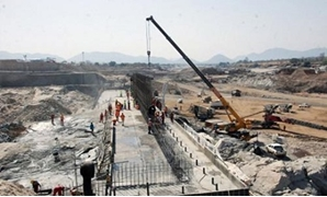 Grand Ethiopian Renaissance Dam construction (Photo: Reuters)