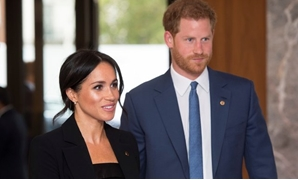 FILE PHOTO: Britain's Prince Harry and Meghan, the Duke and Duchess of Sussex, attend the annual WellChild Awards ceremony the Royal Lancaster Hotel in London, Britain September 4, 2018. Victoria Jones/Pool via REUTERS