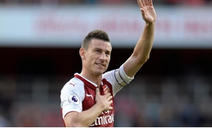 London, Britain - September 9, 2017 Arsenal's Laurent Koscielny celebrates after the match Action Images via Reuters/Alan Walter