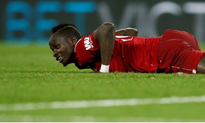 FILE PHOTO: Soccer Football - Carabao Cup - Third Round - Liverpool v Chelsea - Anfield, Liverpool, Britain - September 26, 2018 Liverpool's Sadio Mane reacts after missing a chance to score REUTERS/Andrew Yates