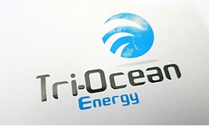 FILE - Logo of Tri-Ocean Energy