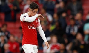 Soccer Football - Premier League - Arsenal v Manchester City - Emirates Stadium, London, Britain - August 12, 2018 Arsenal's Mesut Ozil after the match Action Images via Reuters/John Sibley