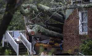 Hurricane Florence caused an estimated $4 billion in insured losses, according to Swiss Re, who said it expected to be saddled with $120 million of those claims