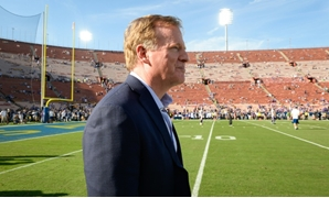 NFL commissioner Roger Goodell wants to make fans the center of centenary celebrations