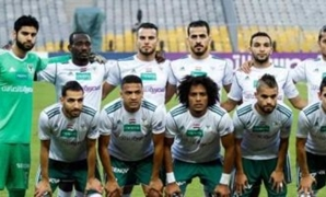 FILE - Al Masry team