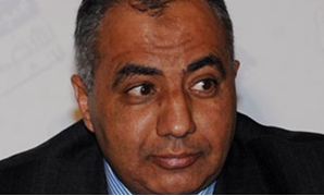 FILE - Deputy Chairman of the Supreme Council for Media Regulation Abdel Fatah al-Gebaly