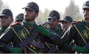 Iran's Revolutionary Guards - FILE