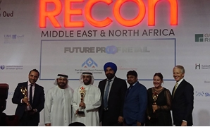 MECSC grants CFCM silver award for hosting World Cup Trophy Tour at RECon MENA 2018