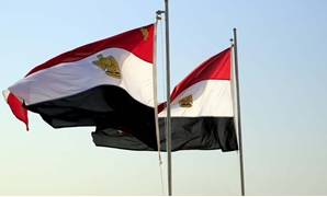 The Egyptian flag - Reuters