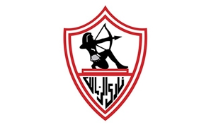 FILE - Zamalek club logo