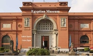 caption: The Egyptian Museum at Tahrir square - Egypt Today