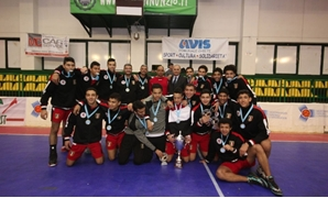 Egypt won 2014 edition - Mediterranean Handball Confederation website