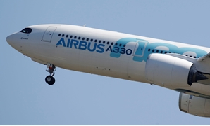 FILE PHOTO: An Airbus A330neo commercial passenger aircraft takes off in Colomiers near Toulouse, France, July 10, 2018. REUTERS/Regis Duvignau/File Photo