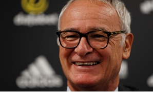 Soccer Football - Premier League - Fulham - Claudio Ranieri Press Conference - Craven Cottage, London, Britain - November 16, 2018 New Fulham manager Claudio Ranieri during the press conference Action Images via Reuters/Paul Childs