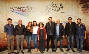 """El-Feel el-Azraa"" part 2 cast - Egypt Today."
