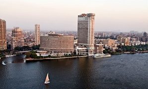 The Nile River, Egypt, October 5, 2013 – CC via Wikimedia Commons.