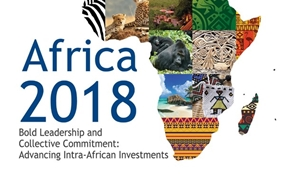 Africa 2018 Forum logo - Photo courtesy of Business for Africa Forum