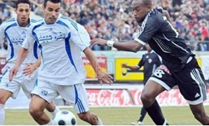 File- Beni Ebeid game against Zamalek  in 2008