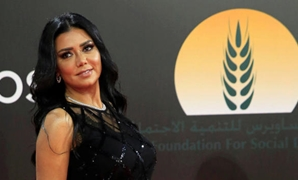 FILE- Egyptian controversial actress Rania Youssef