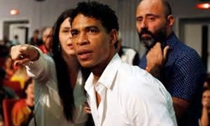 "Cuban dancer Carlos Acosta attends the film premiere for ""Yuli"", a biopic about his life, during Havana's International Film Festival in Havana, Cuba, December 7, 2018. Picture taken December 7, 2018. REUTERS/Stringer"