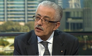 Minister of Education and Technical Training Tarek Shawki – Still image Youtube/MBC Masr