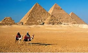 Giza Pyramids area - Egypt Today
