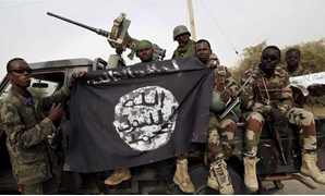 Nigerian Soldiers fighting terrorist militias - Reuters