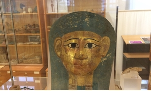 The gold-plated mask of Pen-ta-hut-hetep- Egypt Today-Samar Samir