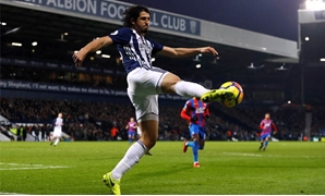 Premier League - West Bromwich Albion vs. Crystal Palace - The Hawthorns, West Bromwich, Britain - December 2, 2017 West Bromwich Albion's Ahmed Hegazi in action Action Images via Reuters/Jason Cairnduff