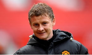 FILE PHOTO: Football Soccer - Manchester United Reserves v Aston Villa Reserves Barclays Premier Reserve League Play-Off Final - Old Trafford, Manchester, Britain - May 3, 2010 Manchester United reserves manager Ole Gunnar Solskjaer Action Images via Reut