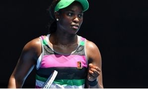 Sloane Stephens swatted aside former doubles partner Timea Babos 6-3, 6-1 to keep her on a collision course to meet two Angelique Kerber in the quarter-finals AFP