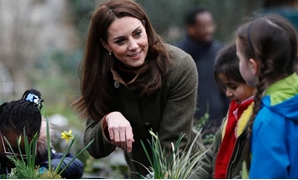 Kate, Britain's Duchess of Cambridge