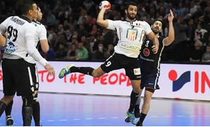 FILE - Egypt national team left back, Islam Hassan, photo courtesy of Francehandball2017.com