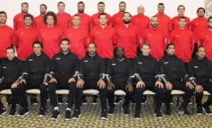 Egyptian handball team - FILE