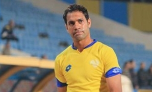 Hosni Abd Rabu with Ismaily's jersey - FILE