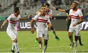 Zamalek Players – FILE